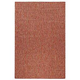 Liora Mannè Carmel Texture Stripe Indoor/Outdoor Rug