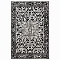 Liora Manne Carmel Mosaic Indoor/Outdoor Rugs