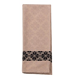kate spade new york Flower Jacquard Kitchen Towel