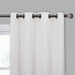 Elsina Grommet Window Curtain Panel