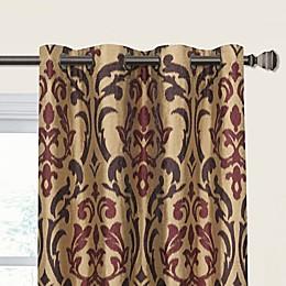 Trivoli Grommet Window Curtain Panel