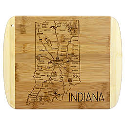 Totally Bamboo® Indiana Slice of Life Cutting Board