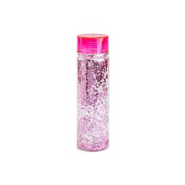 Manna™ 20 oz. Glitter Water Bottle with Lid