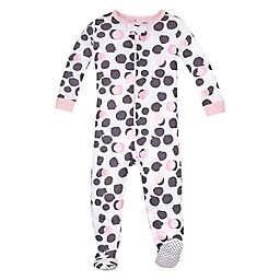 Lamaze® Dot Organic Cotton Footie in Pink