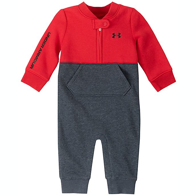 Alternate image 1 for Under Armour® Upstart Coverall in Red