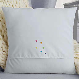 Rainbow Baby Personalized Keepsake Pillow Collection