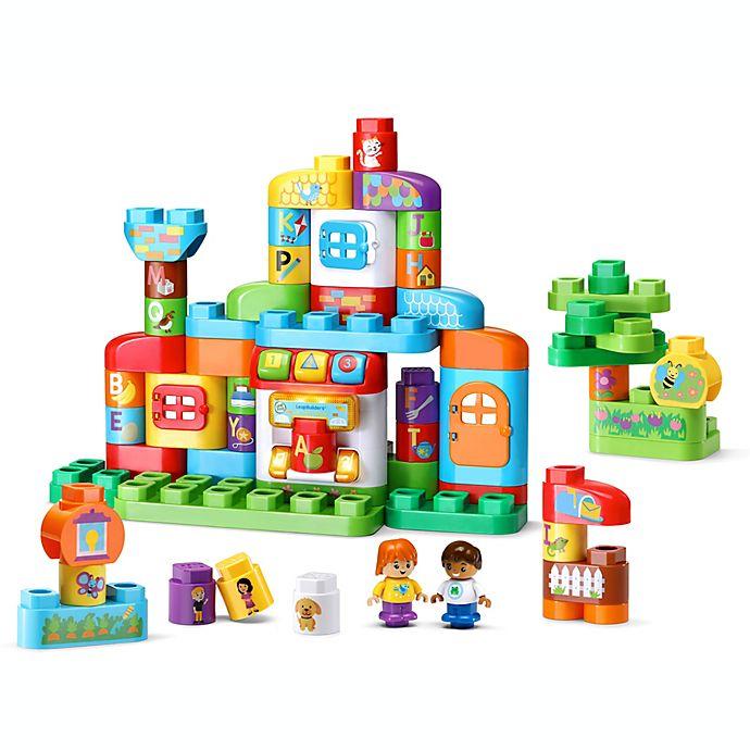 Alternate image 1 for LeapFrog® LeapBuilders® ABC Smart House™