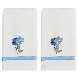 Croscill® Charlotte Fingertip Towels (Set of 2)