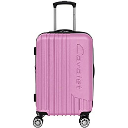 Cavalet Malibu Hardside Spinner Checked Luggage