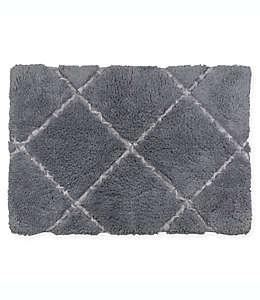 Tapete para baño Croscill® Sloan de 50.8 x 76.2 cm en gris