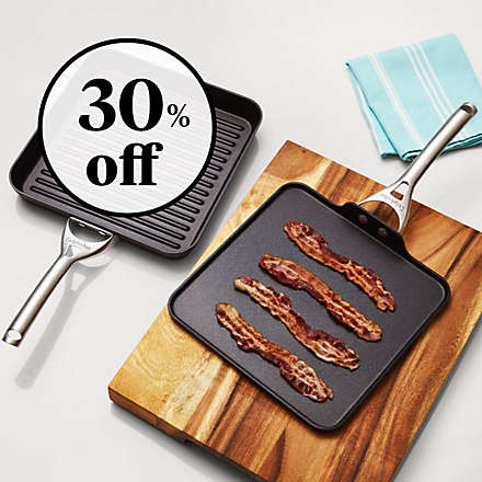 d63f55bdb9b Calphalon® Griddle   Grill Pan Deal