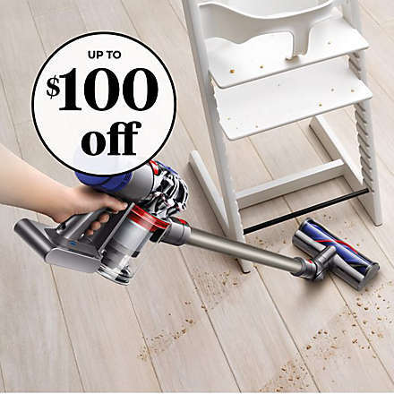 Save on Select Dyson Vacuums. Shop Now