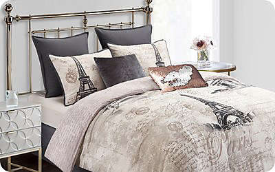 Up to 50% off clearance bedding for Memorial Day!. Shop Now
