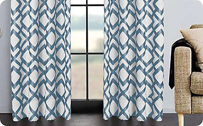 Curtain clearance up to 50% off. While supplies last!. Shop Now