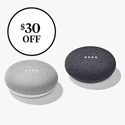 Google Home Mini Deal. Shop Now