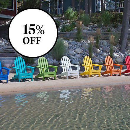 Save on Select POLYWOOD® Outdoor Furniture. Shop Now