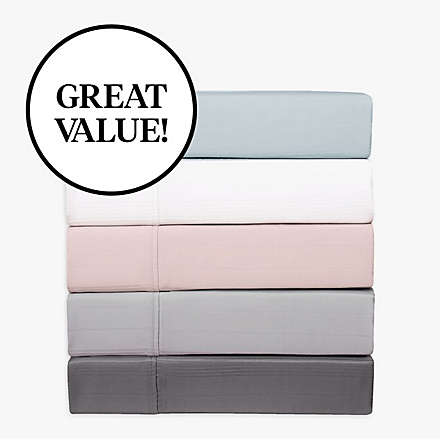 Now $49.99! 700-Thread Count 6-piece Sheet Set. Shop Now