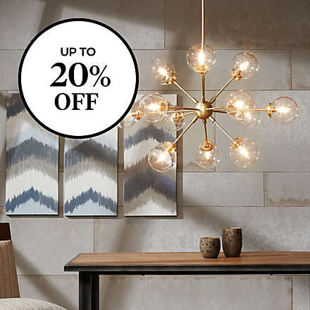 Lighting and Ceiling Fan Deals. Shop Now