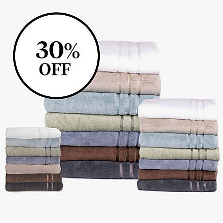 30% off Cariloha Towels. Shop Now