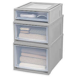 IRIS® Shallow Box Chest Drawer