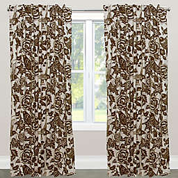 Skyline Furniture Canary Rod Pocket/Back Tab Window Curtain Panel