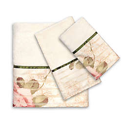 Popular Bath Madeline 3-Piece Bath Towel Set