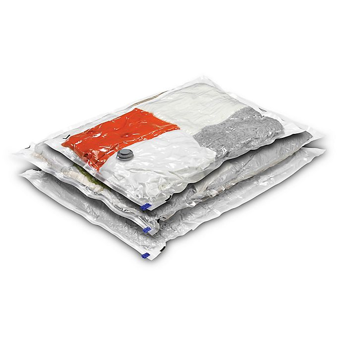 Alternate image 1 for Honey-Can-Do® 3-Count Vacuum Bags Combo Pack