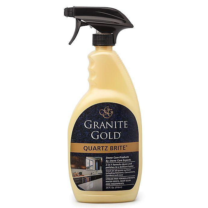 Alternate image 1 for Granite Gold® 24-oz. Quartz Brite Cleaner and Polish