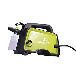 Sun Joe® 1450 PSI Hand-Carry Electric Pressure Washer in Green