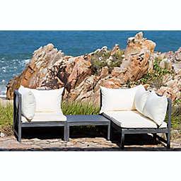 Safavieh Lynwood Modular Outdoor Sectional with Cushions