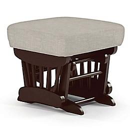 Best Chairs Custom Charleston Wood Glider