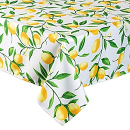 Lemon Bliss Indoor/Outdoor Table Linen Collection