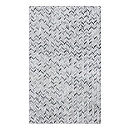 Couristan® Vesle Rug in Light Grey/Multicolor