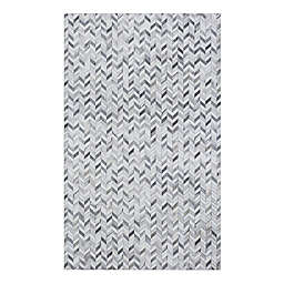 Couristan® Vesle Rug in Light Grey/Multicolor