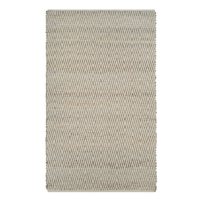 Alternate image 1 for Couristan Nature's Elements Foothills 4' x 6' Area Rug in Straw/Timber
