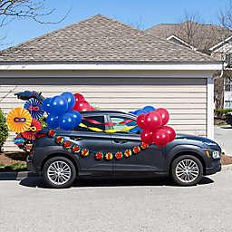 Creative Converting™ Superhero Birthday Parade Car Decorations Kit