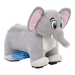 Huffy 6-Volt Elephant Plush Toy Ride-On