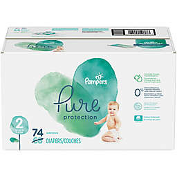 Pampers® Pure Protection Size 2 74-Count Disposable Diapers