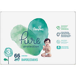 Pampers® Pure Protection Size 3 66-Count Disposable Diapers