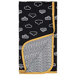 Gerber® Nature Reversible Blanket in Black