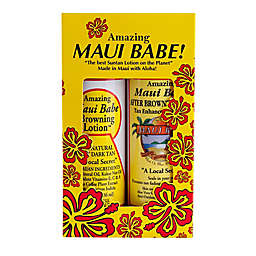 Maui Babe 8 oz. Browning Lotion™ and After Browning Lotion™ (Set of 2)