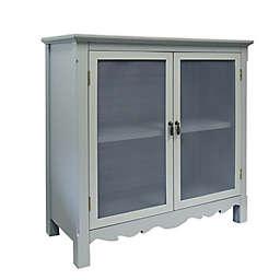 Prinz Charleston Cabinet in Grey