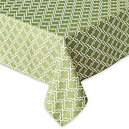 Design Imports Lattice Indoor/Outdoor Table Linen Collection