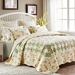 Bliss Reversible Quilt Set
