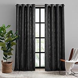 Urban Thread Hawthorne Grommet Light Filtering Window Curtain Panel
