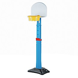 Dolu Toys Easy Dunk Expandable Basketball Hoop in Blue