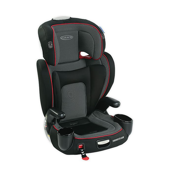 Alternate image 1 for Graco® TurboBooster® Grow Highback Booster featuring RightGuide Seat Belt Trainer in Dax