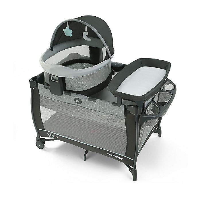 Alternate image 1 for Graco® Pack 'n Play® Travel Dome™ LX Playard in Astin