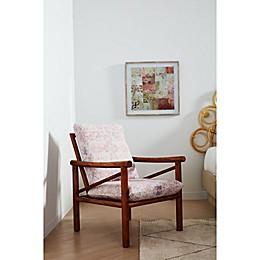 Global Caravan™ Marari Lounge Chair in Pink