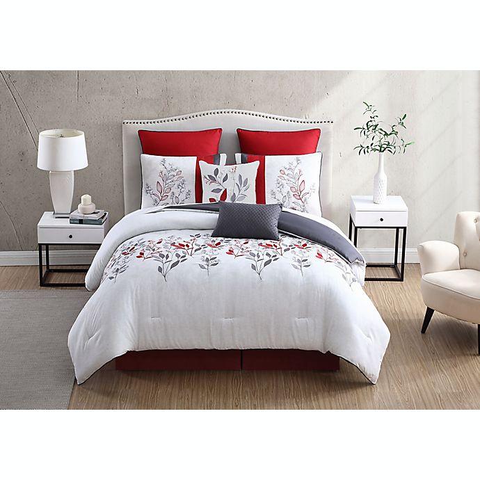 Jovina 8 Piece Comforter Set Bed Bath, King Bedding Set Bed Bath And Beyond